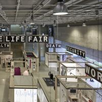 The Life Fair. Photo Johannes Schwartz